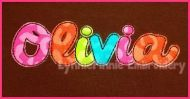 Always a Good Time Mini Applique Script Embroidery Font -- 3 sizes