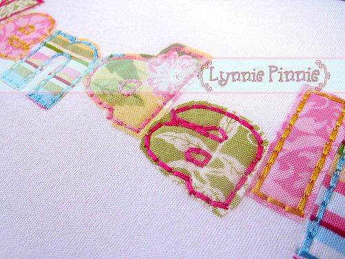 Stitchy Applique Font Set * Hand Stitched Look in 3 sizes Font DIGITAL Embroidery Machine Alphabet File -- 3 sizes + BX