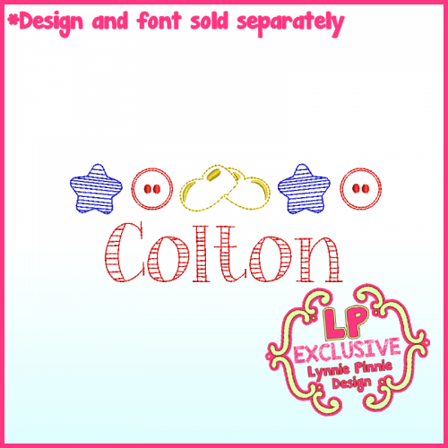 Colorwork Chunky Shoes Icons Machine Embroidery Design File 4x4 5x7 6x10