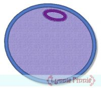 FREE Blueberry Applique 4x4