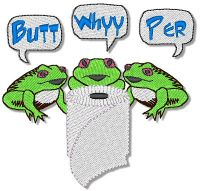 Free TP Frogs