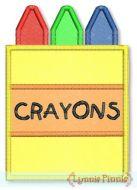 Applique Crayons