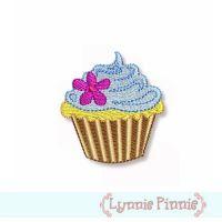 2.5 inch Cupcake