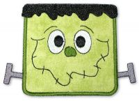 Applique Frankenstein 4x4 & 5x7