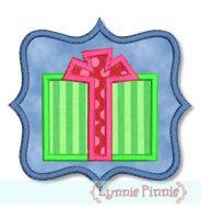 Gift with Frame Zig Zag & Satin 4x4 5x7 6x10