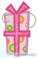 Applique Gift 4x4 5x7 6x10
