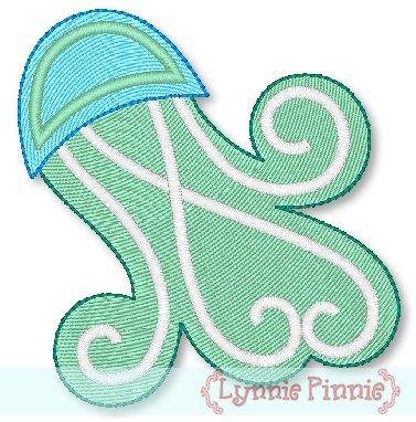 Mystical Jellyfish 2 4x4 & 5x7