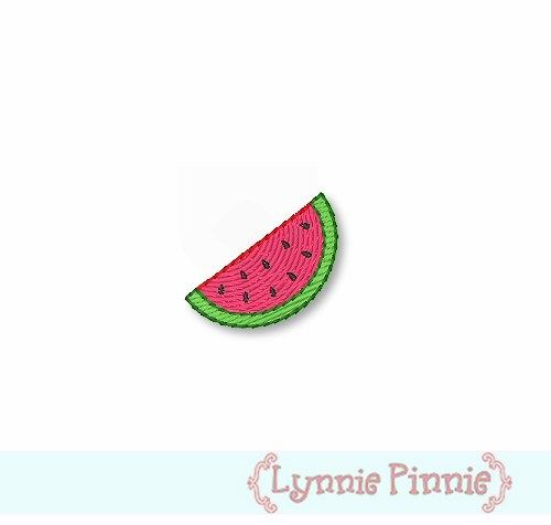 Free Mini Watermelon Slice