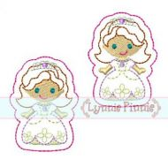 Princess Sophie Felt Clippies 4x4
